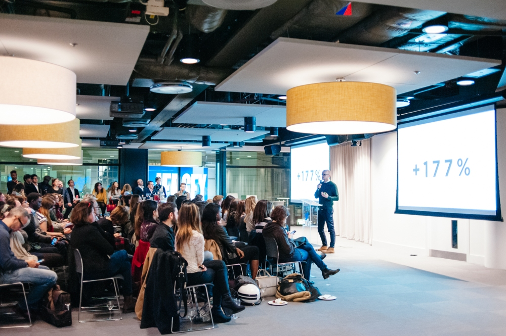 Decoded Fashion Meetup in London, January 2015